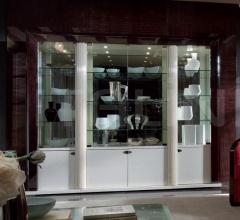 Модульная витрина SL7+DC7+SR7 RT04 фабрика Turri