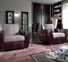 Кресло T233 RT13S фабрика Turri