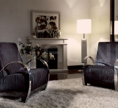 Кресло T735 RT01S фабрика Turri