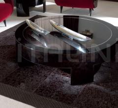 Кофейный столик TM185 TE13 фабрика Turri