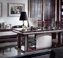 Письменный стол T724L RT01S фабрика Turri