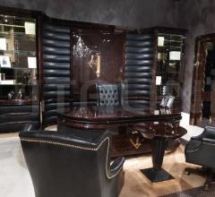 Письменный стол T2157L фабрика Turri