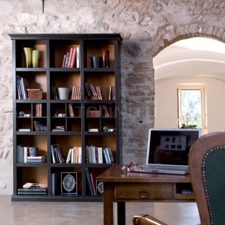 Книжный стеллаж 1443 L5510 Tonin Casa