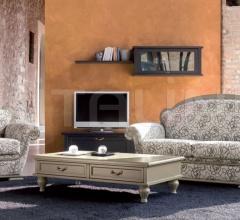 Двухместный диван 1558 L7410 TF100 фабрика Tonin Casa