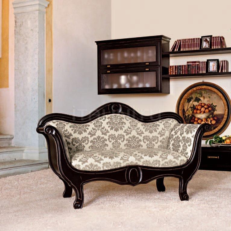 Двухместный диван 1568 L5510 TS02 Tonin Casa