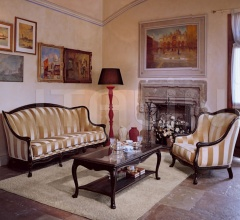 Трехместный диван Giunone 1569 L5510 TQ03 фабрика Tonin Casa