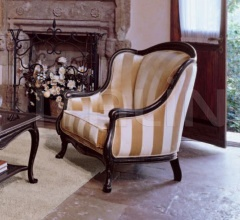 Кресло Giunone 1570 L5510 TQ03 фабрика Tonin Casa