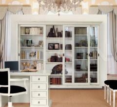 Книжный шкаф 1292 L0102 фабрика Tonin Casa