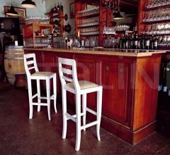 Барный стул 1175 L0110 TD01 фабрика Tonin Casa