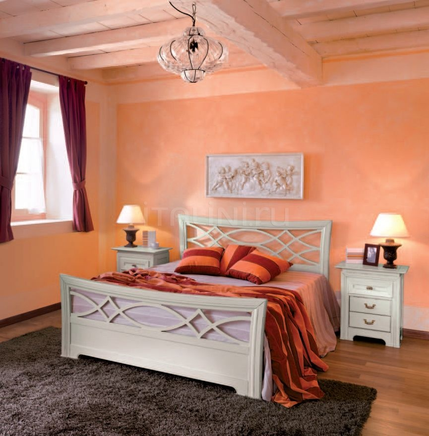 Кровать 1540 L3510 Tonin Casa