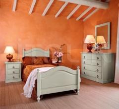 Кровать 1381 L3510 фабрика Tonin Casa