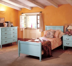 Кровать 1385 L0710 фабрика Tonin Casa