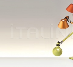 Настольная лампа Tolomeo micro фабрика Artemide