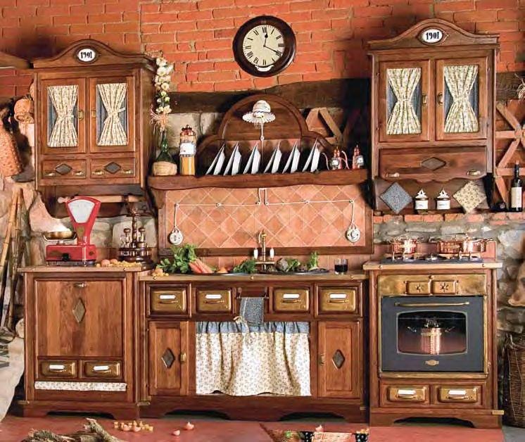 Кухня 453 Maggi Massimo