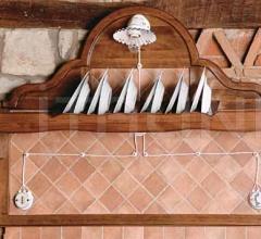 Настенная полка для посуды 459 фабрика Maggi Massimo