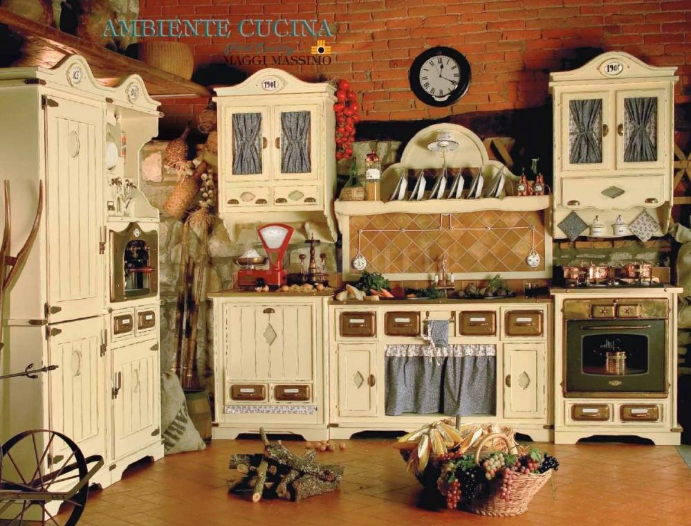 Навесной шкаф 464AV Maggi Massimo