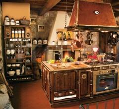 Кухня 509 VT фабрика Maggi Massimo