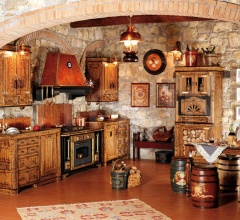 Кухня 539 MA фабрика Maggi Massimo