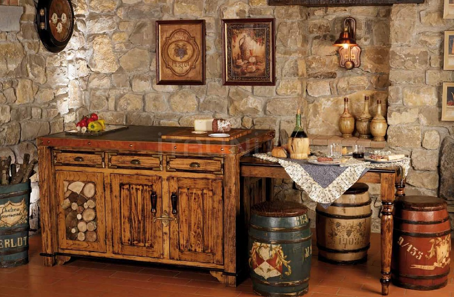 Кухонный стол 532 MA Maggi Massimo