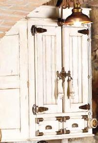 Навесной шкаф 550 BV Maggi Massimo