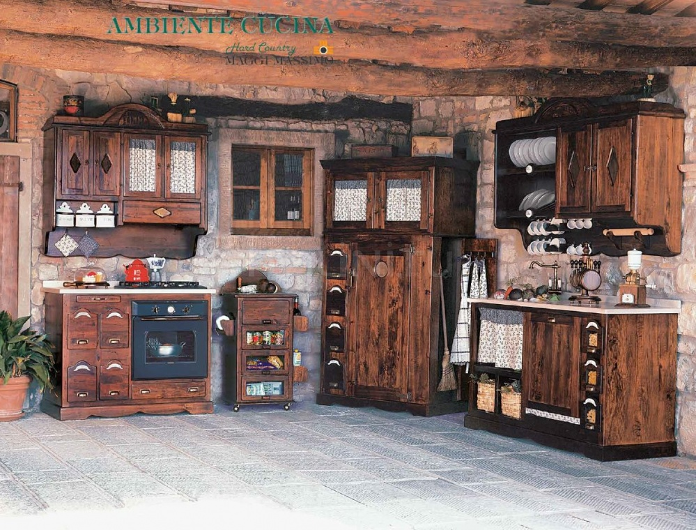 Кухонный шкаф 384 Maggi Massimo