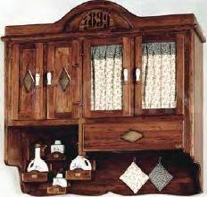 Навесной шкаф 400 Maggi Massimo