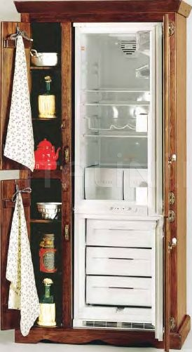 Холодильный шкаф 396 Maggi Massimo