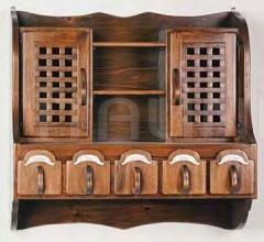 Итальянские элементы кухни - Навесной шкаф 339 фабрика Maggi Massimo