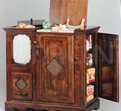 Итальянские элементы кухни - Разделочный стол 356 фабрика Maggi Massimo