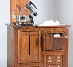 Итальянские элементы кухни - Разделочный стол 429 фабрика Maggi Massimo