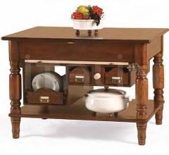Итальянские элементы кухни - Кухонный стол 478 фабрика Maggi Massimo