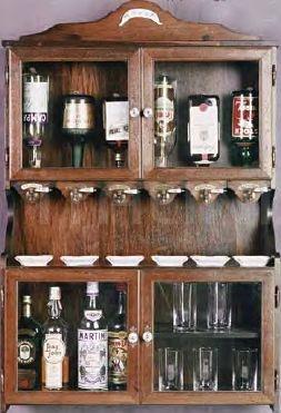 Навесной бар AA93 Maggi Massimo