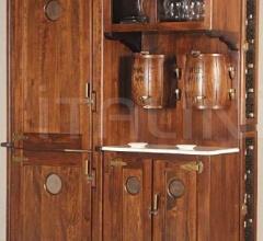 Итальянские элементы кухни - Кухонный блок 477 фабрика Maggi Massimo