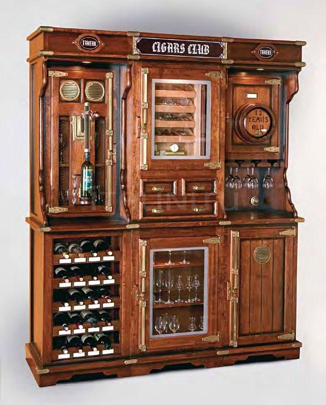 Винный шкаф 508VT Maggi Massimo