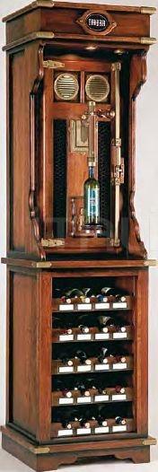 Винный шкаф 502VT Maggi Massimo