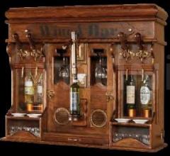 Навесной винный шкаф 542 фабрика Maggi Massimo