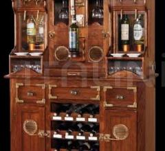 Итальянские винные шкафы, комнаты - Винный бар 541 фабрика Maggi Massimo