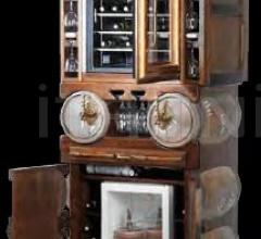 Итальянские винные шкафы, комнаты - Винный шкаф 556 фабрика Maggi Massimo