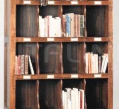 Книжный стеллаж 379 фабрика Maggi Massimo