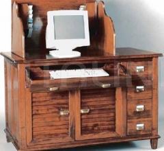 Итальянские компьютерные столы - Компьютерный стол 416 фабрика Maggi Massimo