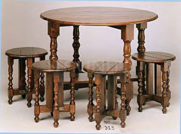 Круглый стол-трансформер 317 Maggi Massimo