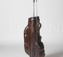 Итальянские аксессуары для интерьера - Гольф-сумка 589 фабрика Maggi Massimo