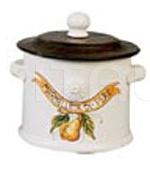 Итальянские кухонные принадлежности - Емкость для сыпучих продуктов AA161/PE фабрика Maggi Massimo