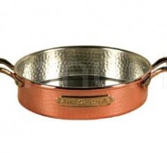 Итальянские кухонная посуда - Кастрюля AA362/28 фабрика Maggi Massimo