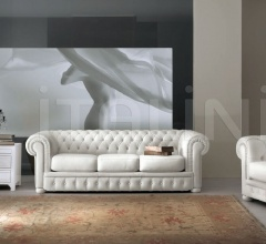 Трехместный диван SL1003 фабрика Cavio