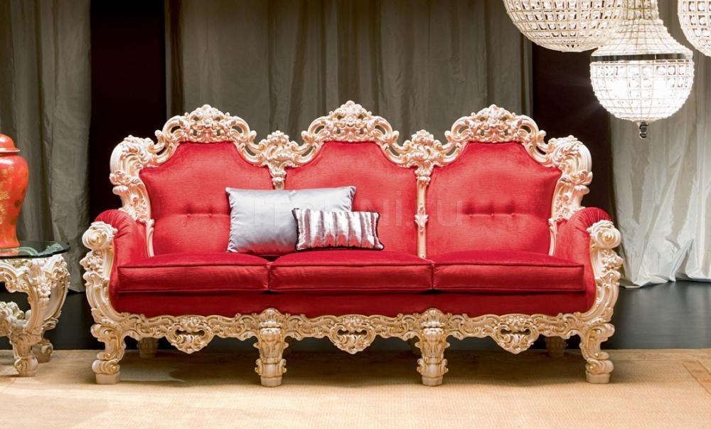 Трехместный диван Orfeo 8803 Silik