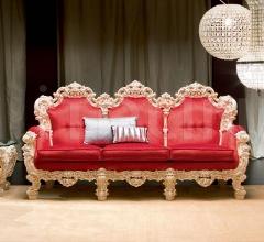 Трехместный диван Orfeo 8803 фабрика Silik