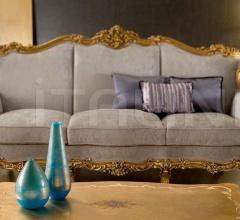 Итальянские диваны - Трехместный диван Omero 8813 фабрика Silik