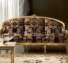 Итальянские диваны - Трехместный диван Eros 853 фабрика Silik
