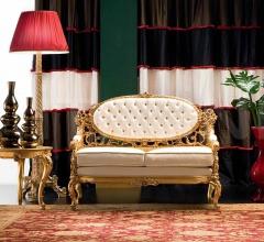 Двухместный диван Dedalo 822 фабрика Silik
